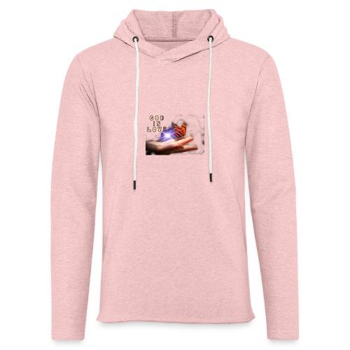 3CAE1CD5 8929 4123 8BBE CFF870730923 - Let sweatshirt med hætte, unisex