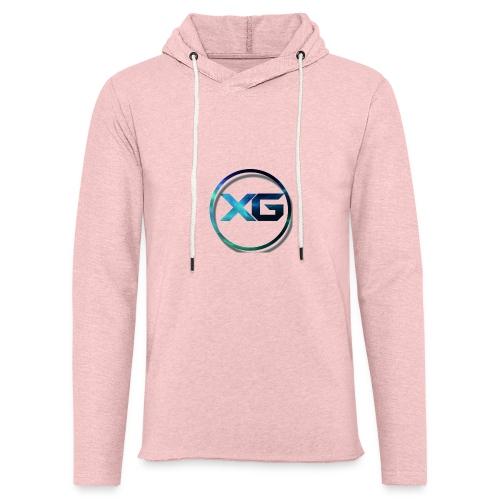 XG T-shirt - Lichte hoodie unisex