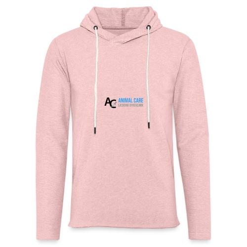 Sædding_Dyreklinik_ by Lattapon - Let sweatshirt med hætte, unisex
