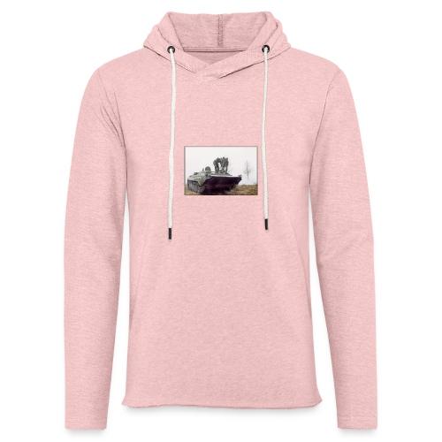bwp2 - Lekka bluza z kapturem