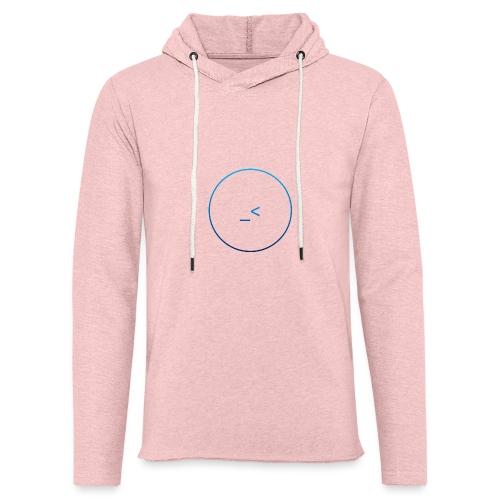 Coding Magazine logo - Light Unisex Sweatshirt Hoodie