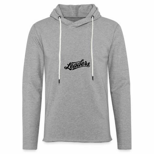 leaders 01 1 - Sweat-shirt à capuche léger unisexe