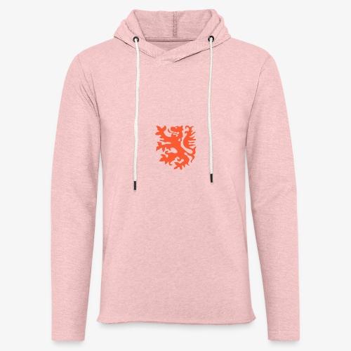 Orange lion Replica Holland 1974 - Light Unisex Sweatshirt Hoodie