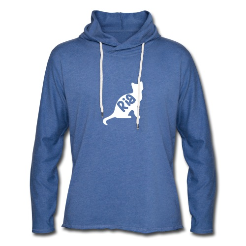 Team Ria Cat - Light Unisex Sweatshirt Hoodie