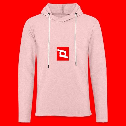 pd 90 - Let sweatshirt med hætte, unisex