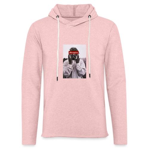 Struggles - Lichte hoodie unisex