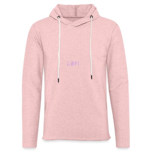 LoKi - Classic - Sweat-shirt à capuche léger unisexe