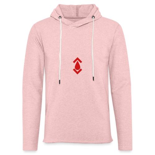 logo team barigo - Sweat-shirt à capuche léger unisexe