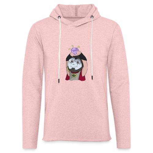 Jhin Diamond - Let sweatshirt med hætte, unisex