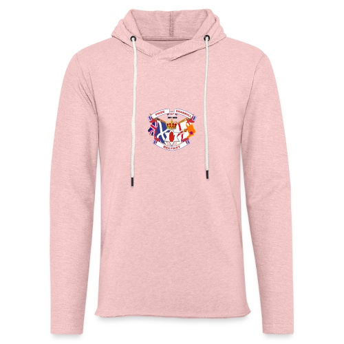 Pride of Shankill - Light Unisex Sweatshirt Hoodie