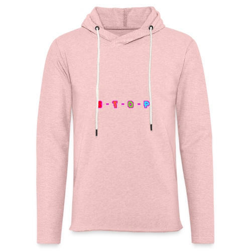 Main hoodie STOP - Light Unisex Sweatshirt Hoodie