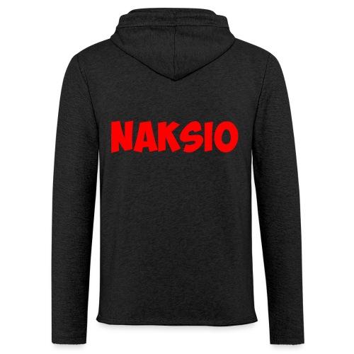 T-shirt NAKSIO - Sweat-shirt à capuche léger unisexe