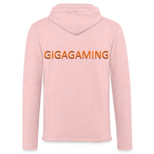 GIGAGAMING - Let sweatshirt med hætte, unisex