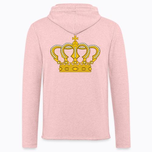 Golden crown - Light Unisex Sweatshirt Hoodie
