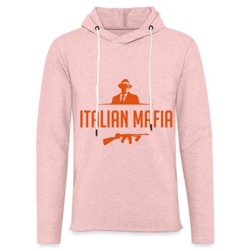 italian mafia - Felpa con cappuccio leggera unisex