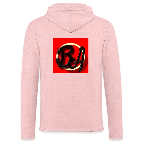 bentings - Lett unisex hette-sweatshirt
