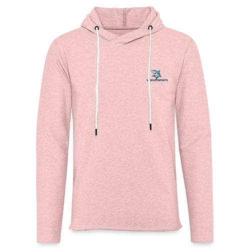 logo test png - Leichtes Kapuzensweatshirt Unisex
