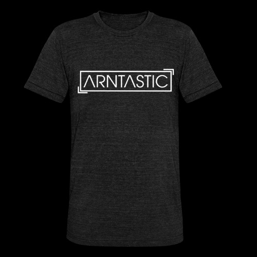 Arntastic LOGO - Unisex Tri-Blend T-Shirt von Bella + Canvas