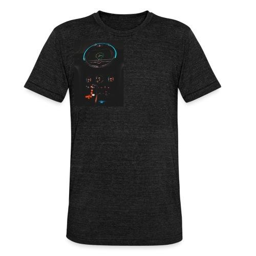 Geschwindigkeit - Unisex Tri-Blend T-Shirt von Bella + Canvas