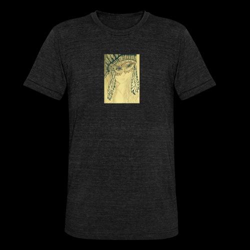IMG 0680 2 - Unisex tri-blend T-shirt van Bella + Canvas