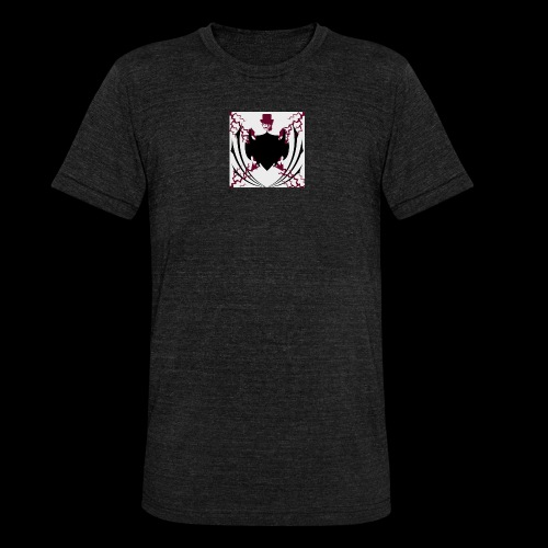 MauL*S - Unisex tri-blend T-shirt fra Bella + Canvas