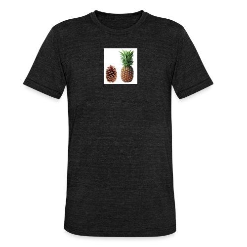 Pineapple - Unisex Tri-Blend T-Shirt by Bella & Canvas