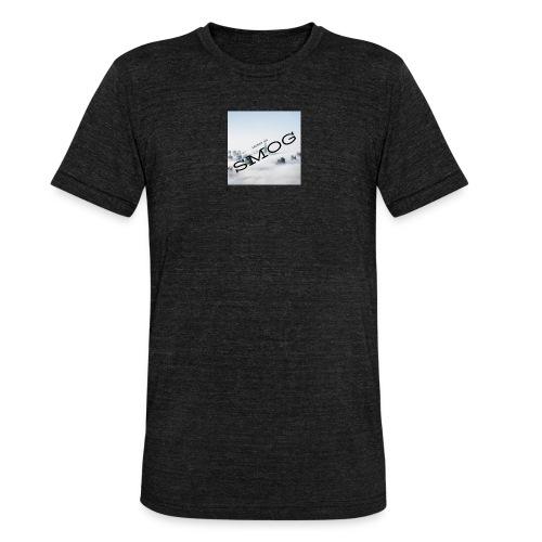Fresh and Nice SMOG - Unisex Tri-Blend T-Shirt von Bella + Canvas