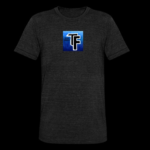 todd friday logo - Unisex Tri-Blend T-Shirt by Bella & Canvas