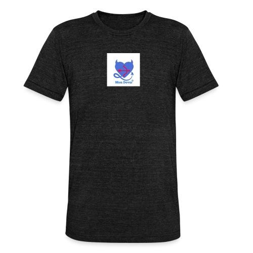 Logo Mon Dover - Maglietta unisex tri-blend di Bella + Canvas