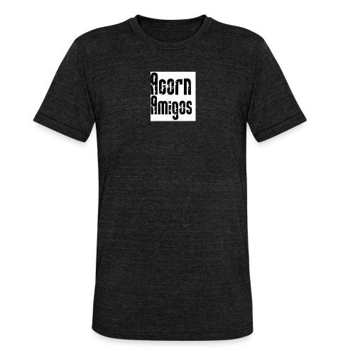 acorn amigos badge - Triblend-T-shirt unisex från Bella + Canvas