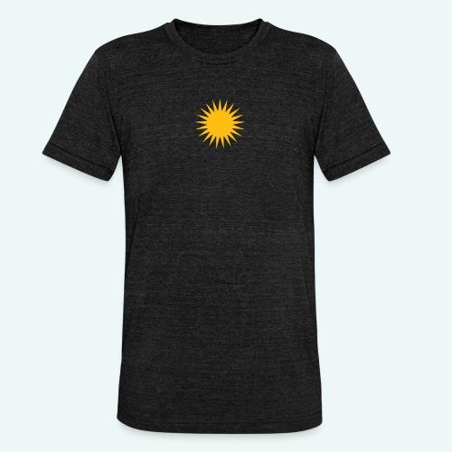 PARMA SUN - Unisex tri-blend T-shirt fra Bella + Canvas