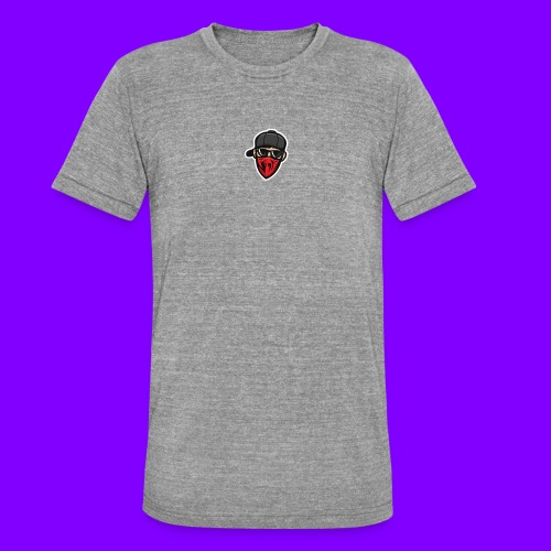 MKM TV's Logo - Unisex Tri-Blend T-Shirt by Bella & Canvas
