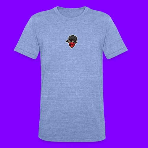 MKM TV's Logo - Unisex Tri-Blend T-Shirt by Bella & Canvas