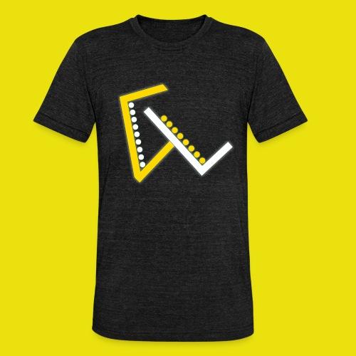 Giulio Laura FX T-Shirt - Maglietta unisex tri-blend di Bella + Canvas