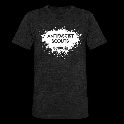 Antifascist Scouts - Unisex Tri-Blend T-Shirt by Bella & Canvas