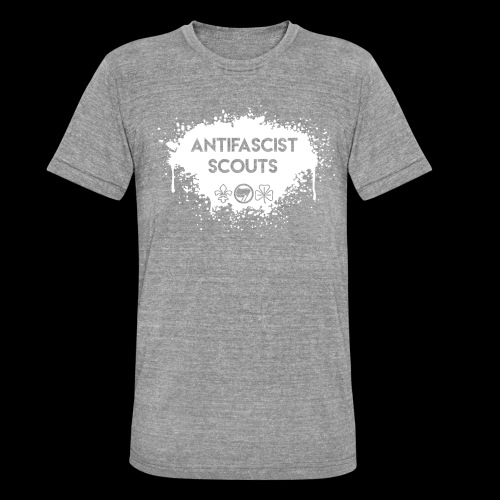 Antifascist Scouts - Unisex Tri-Blend T-Shirt by Bella & Canvas