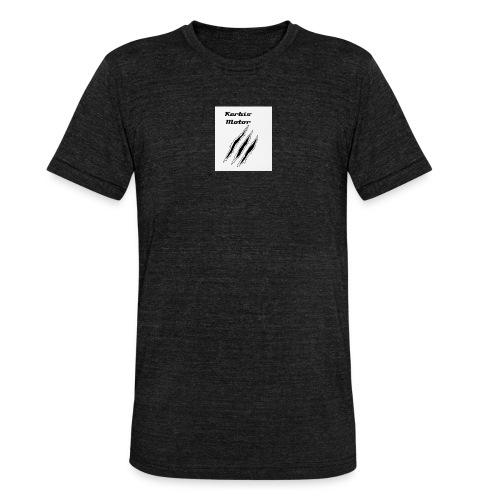 Kerbis motor - T-shirt chiné Bella + Canvas Unisexe