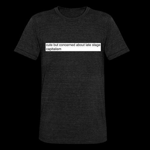Screen Shot 2017 08 18 at 16 28 57 - Unisex Tri-Blend T-Shirt by Bella & Canvas