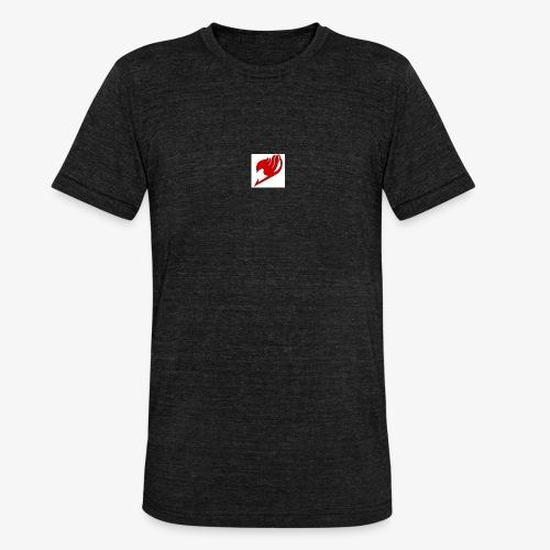 logo fairy tail - T-shirt chiné Bella + Canvas Unisexe