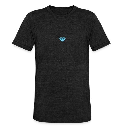 Diamond Shine - Triblend-T-shirt unisex från Bella + Canvas