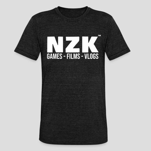 NZK - Unisex tri-blend T-shirt van Bella + Canvas