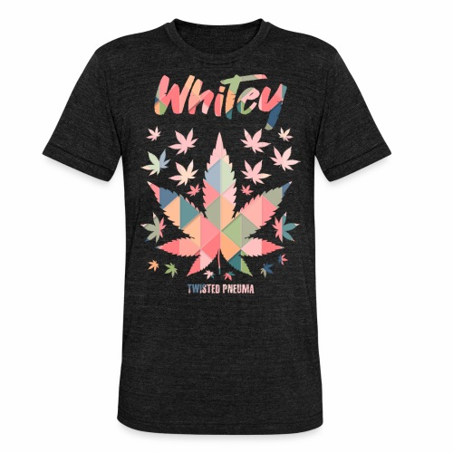 WHTY - Unisex Tri-Blend T-Shirt by Bella & Canvas