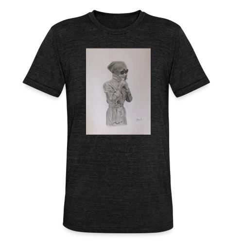 Colección Jacky - Camiseta Tri-Blend unisex de Bella + Canvas