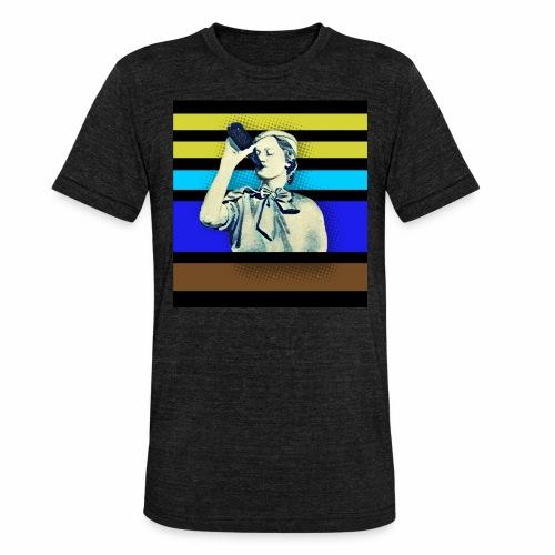 NSB Stefan 53 - Unisex Tri-Blend T-Shirt von Bella + Canvas