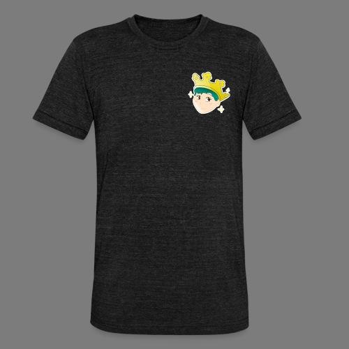 Wear a Crown - Unisex Tri-Blend T-Shirt by Bella + Canvas
