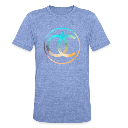 OliC Clothes Special - Unisex tri-blend T-shirt fra Bella + Canvas