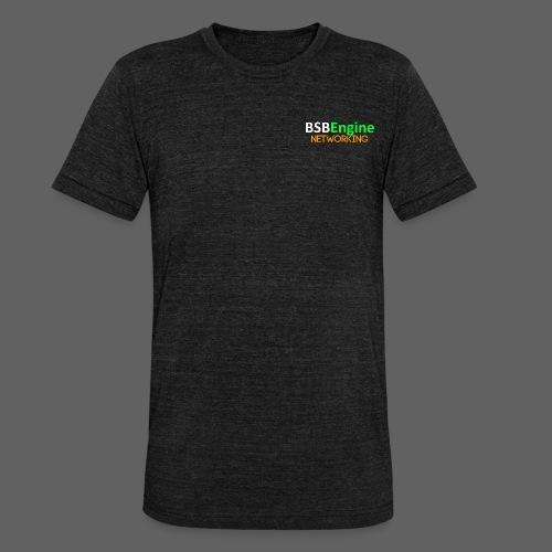 BSBEngine Networking 2019 - Unisex Tri-Blend T-Shirt von Bella + Canvas