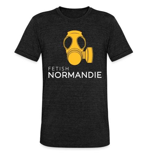 Fetish Normandie - T-shirt chiné Bella + Canvas Unisexe