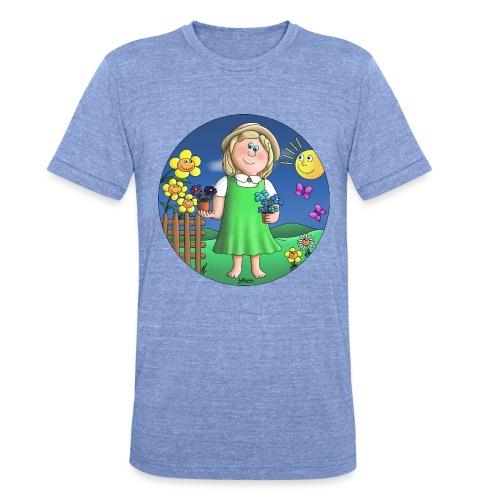 Naturliebhaber - Unisex Tri-Blend T-Shirt von Bella + Canvas