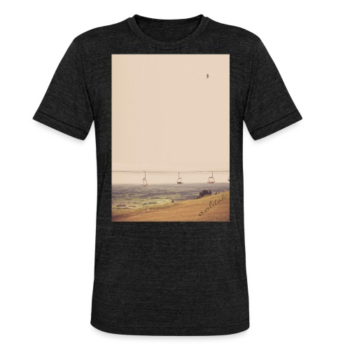SolitudeTwo - Unisex Tri-Blend T-Shirt by Bella & Canvas